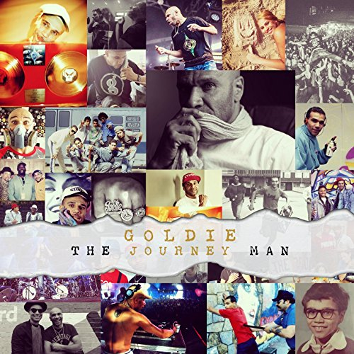 Goldie - The Journey Man - (METACD012X) - LIMITED EDITION - REPACK - 3CD - FLAC - 2017 - SPL Download