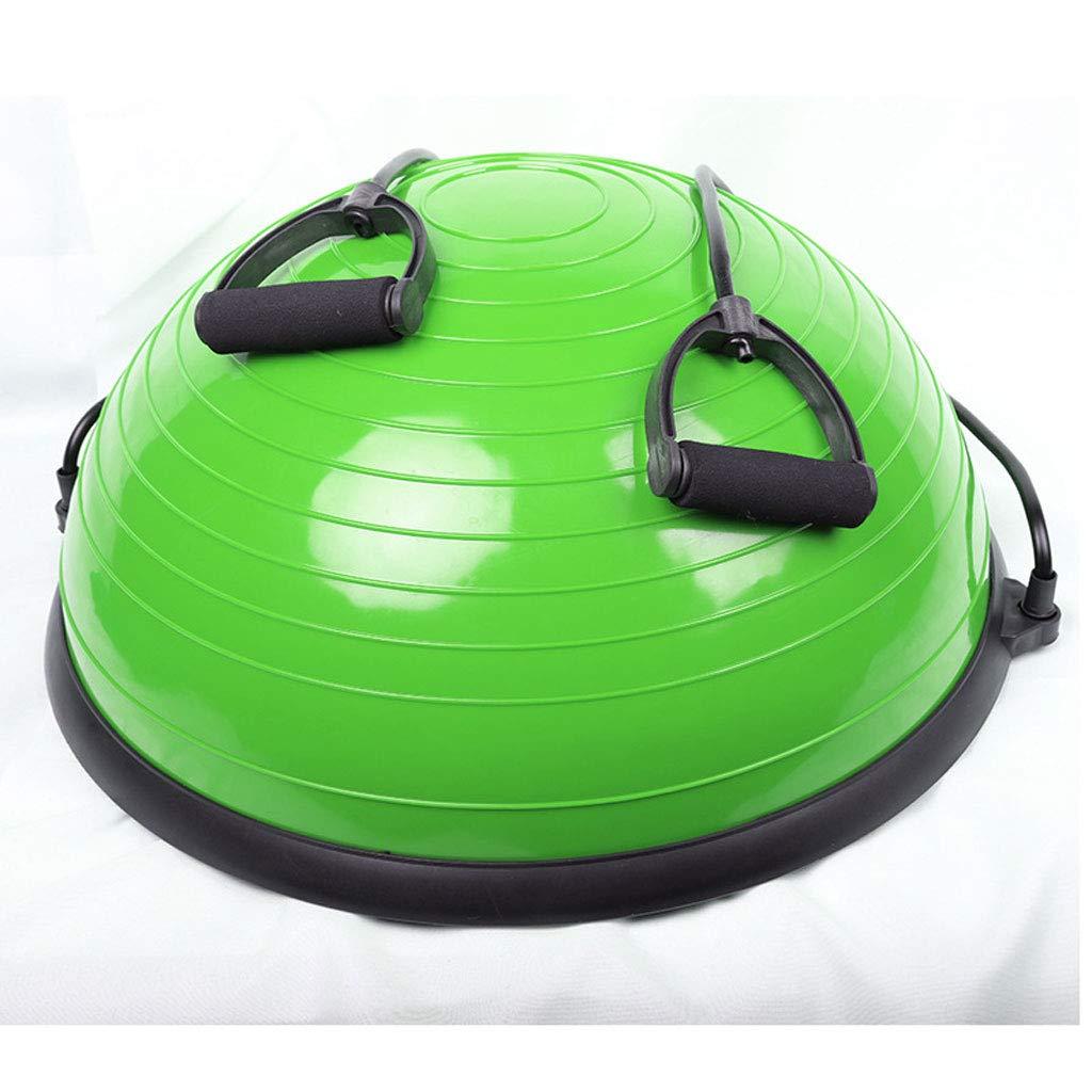 e70fd7cd7445 Grün Grün Grün QARYYQ Yoga Wave Speed Ball Semi-Circle Balance Ball ...
