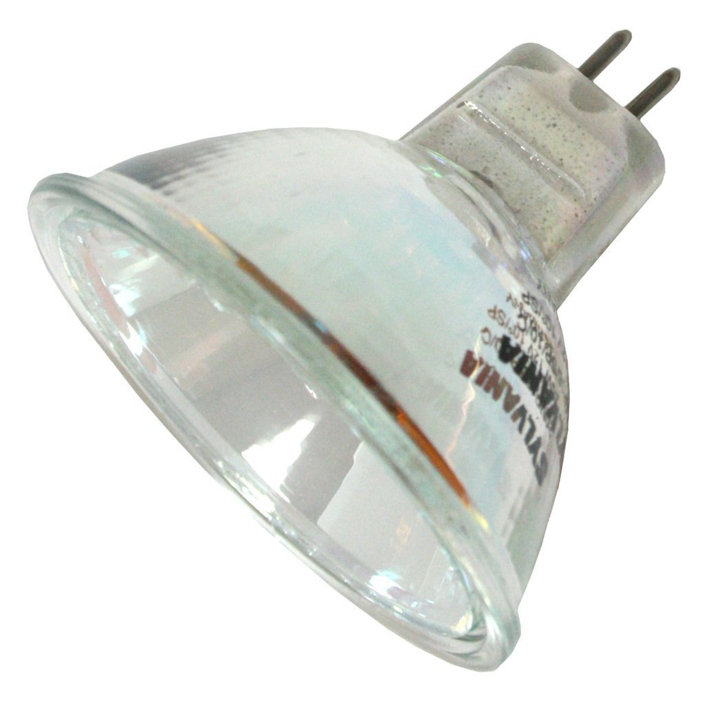 20pc Sylvania 58837 - 37MR16/IR/WFL60/C 12v 37w MR16 Halogen Light Bulb (Lot of 20)