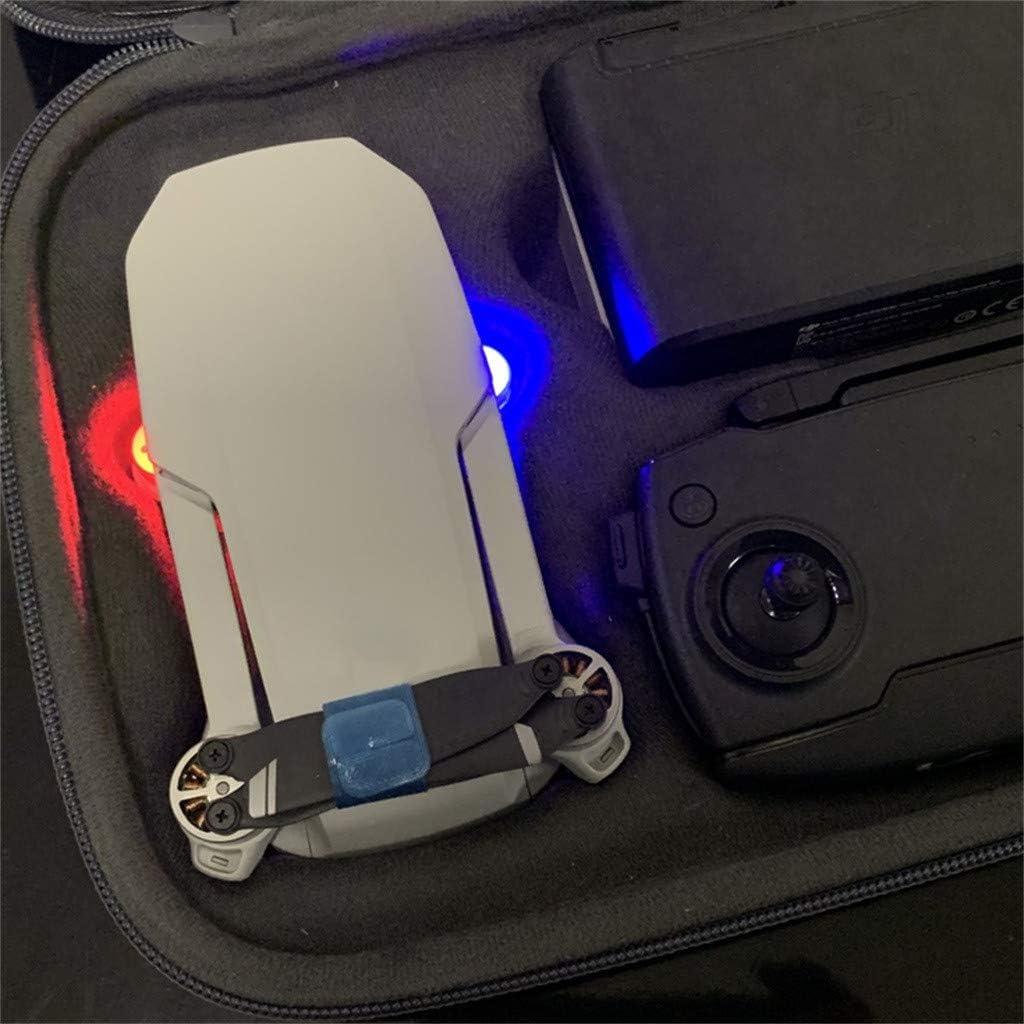 Gray BOOMdan Signal Lights,LED Light Night Navigation Light Color Lamp Compatible with DJI Mavic Mini Accessorie