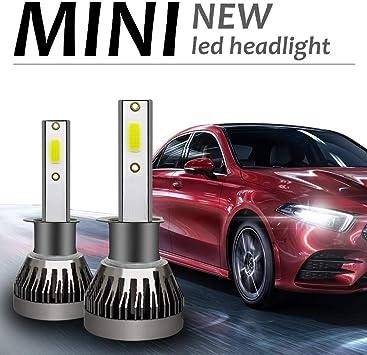 2 Pack H8//H9//H11 36W 6000LM LED Lamp Headlight Kit Car Beam Bulbs 6000K IP68 US