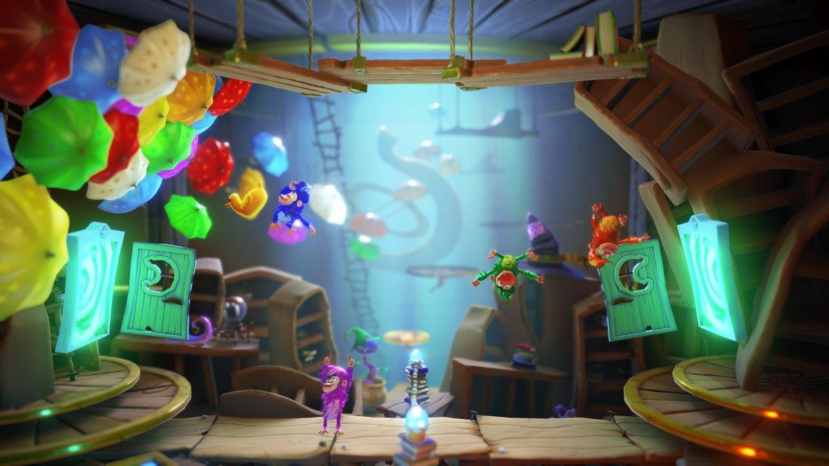 Chimparty PlayLink - PlayStation 4 [Importación alemana ...