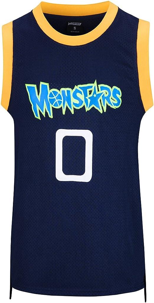 Amazon.com: Joli Sport Alien 0 Monstars Space Movie Jersey ...