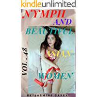 NYMPH and beautiful asian women vol . 48 book cover
