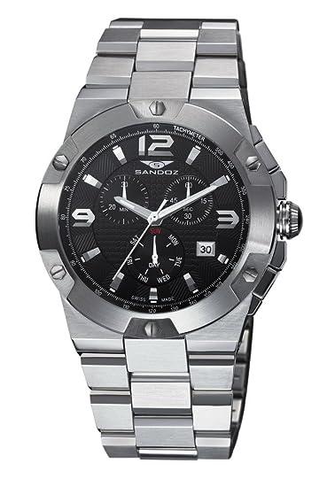 Reloj caballero Sandoz ref: 81285-05