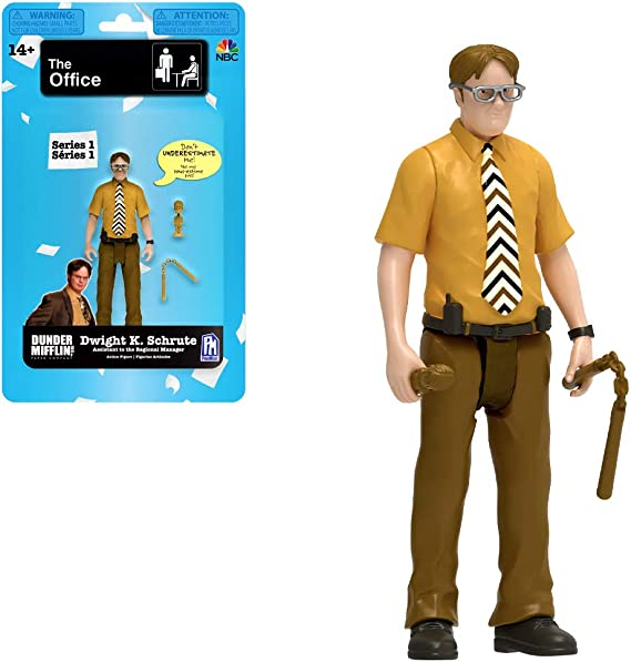 The Office - Dwight K. Schrute Action Figure