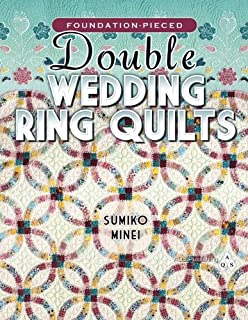 Easy Double Wedding Ring Quilt Made Quick Easy Amazon Monna