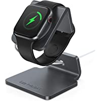 Lamicall Support pour Apple Watch, Stations de Charge : Support Dock pour Apple Watch Series 4/3 / 2/1 - Gris
