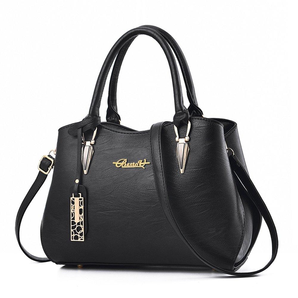 c1ed482dd97 2018 New Designer handbags for women, BESTOU Ladies handbags PU leather  women bags for work, shopping, date, party, Christmas