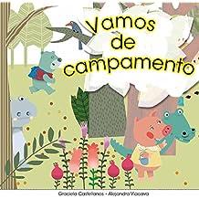 Vamos de campamento (Spanish Edition)