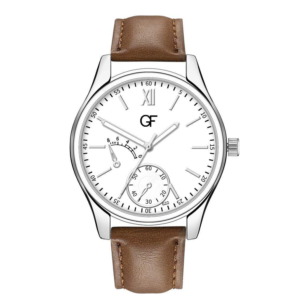 DAYLIN Marcas Relojes Hombre Caballero Lujo de Moda Reloj Pulsera ...