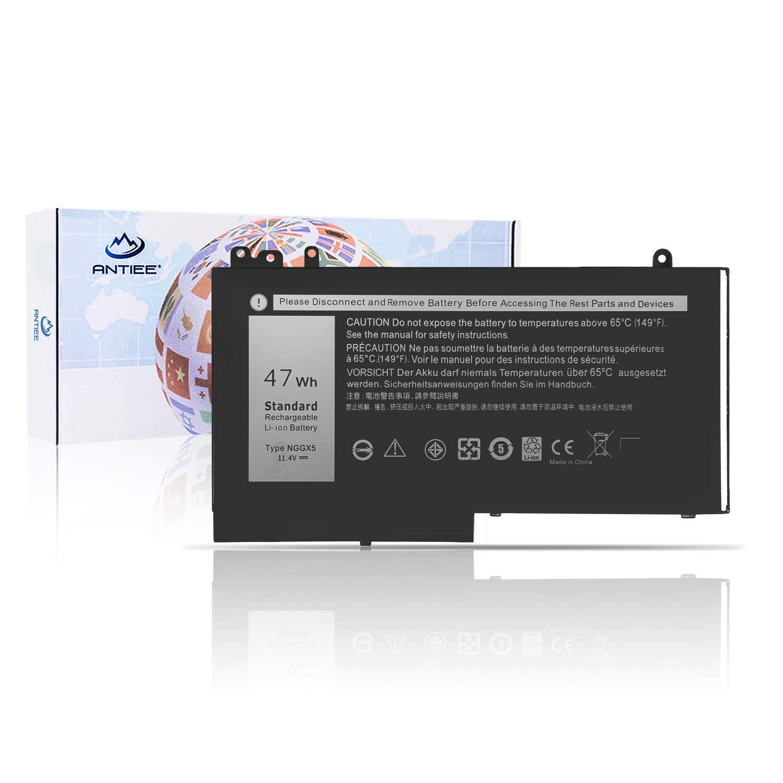 Bateria 11.4V 47Wh NGGX5 Dell Latitude E5270 E5470 E5570 Pre