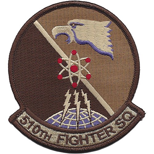 (510th Fighter Squadron Desert)