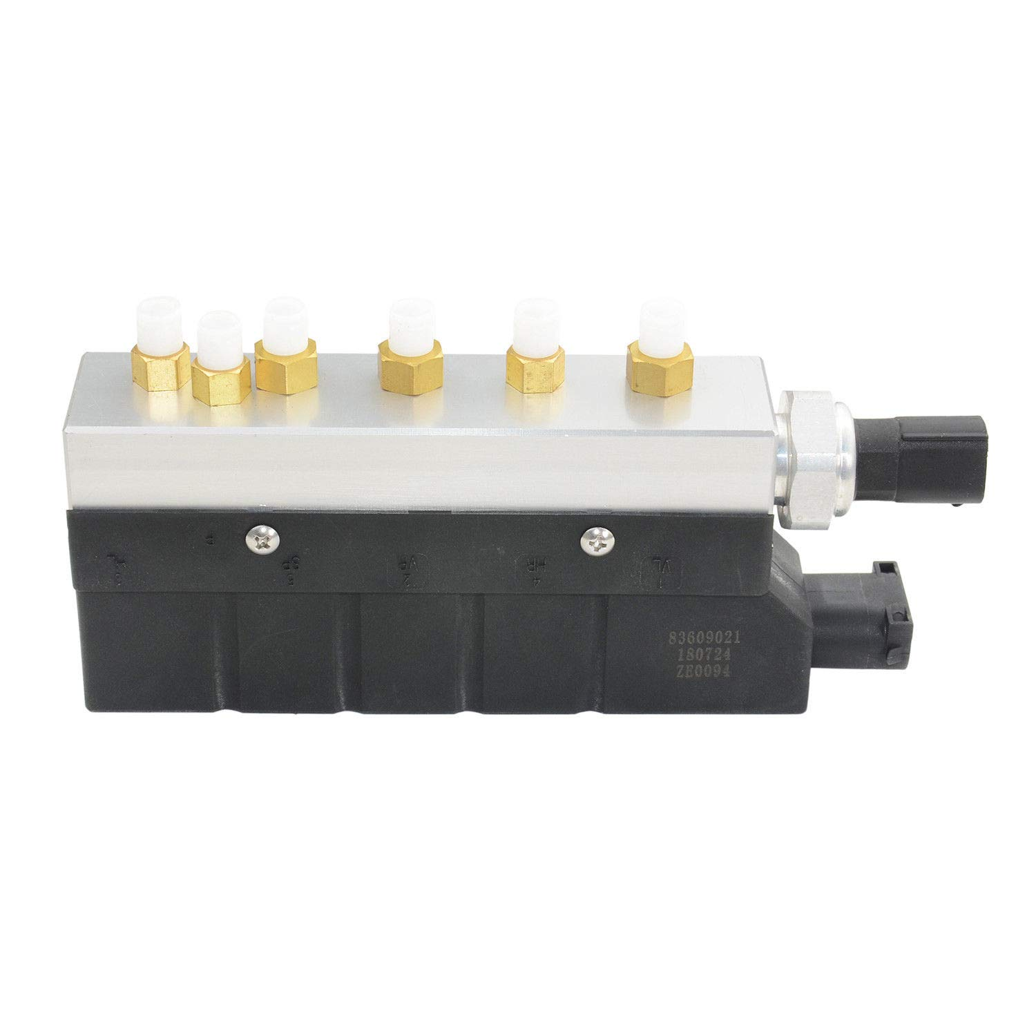 Air Suspension Solenoid Valve Block C2C35166 Compatible For Jaguar XJ6 XJ8 X350 X358 2W933B486AA