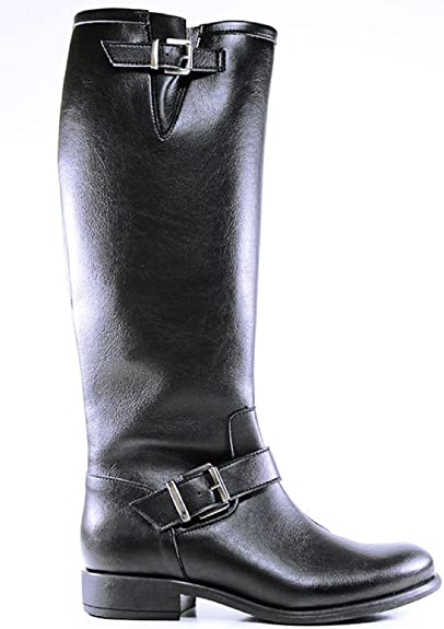 Will's Vegan Shoes Womens Buckled Knee