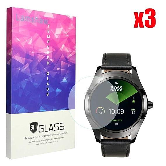 Amazon.com: for Hugo Boss Smartwatch Screen Protector ...