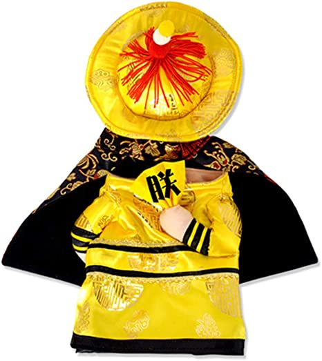 Camerlon - Disfraz de Princesa China para Gatos, Disfraz de ...