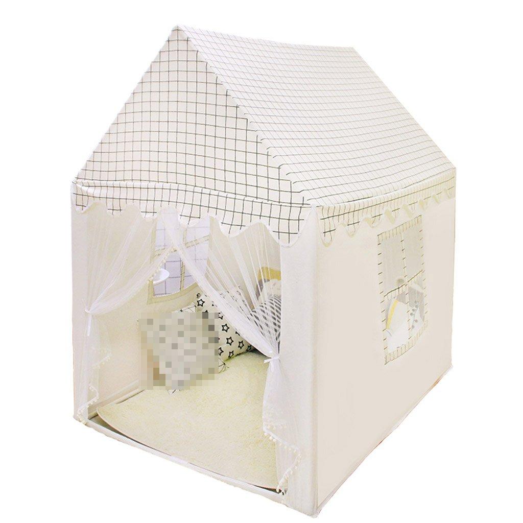 Indoor Game House, Haushalt Kind Baumwolle Großes Haus Zelt Baby Spielzeug Mädchen Spielen Haus Marine Ball Pool 110  140  150 cm