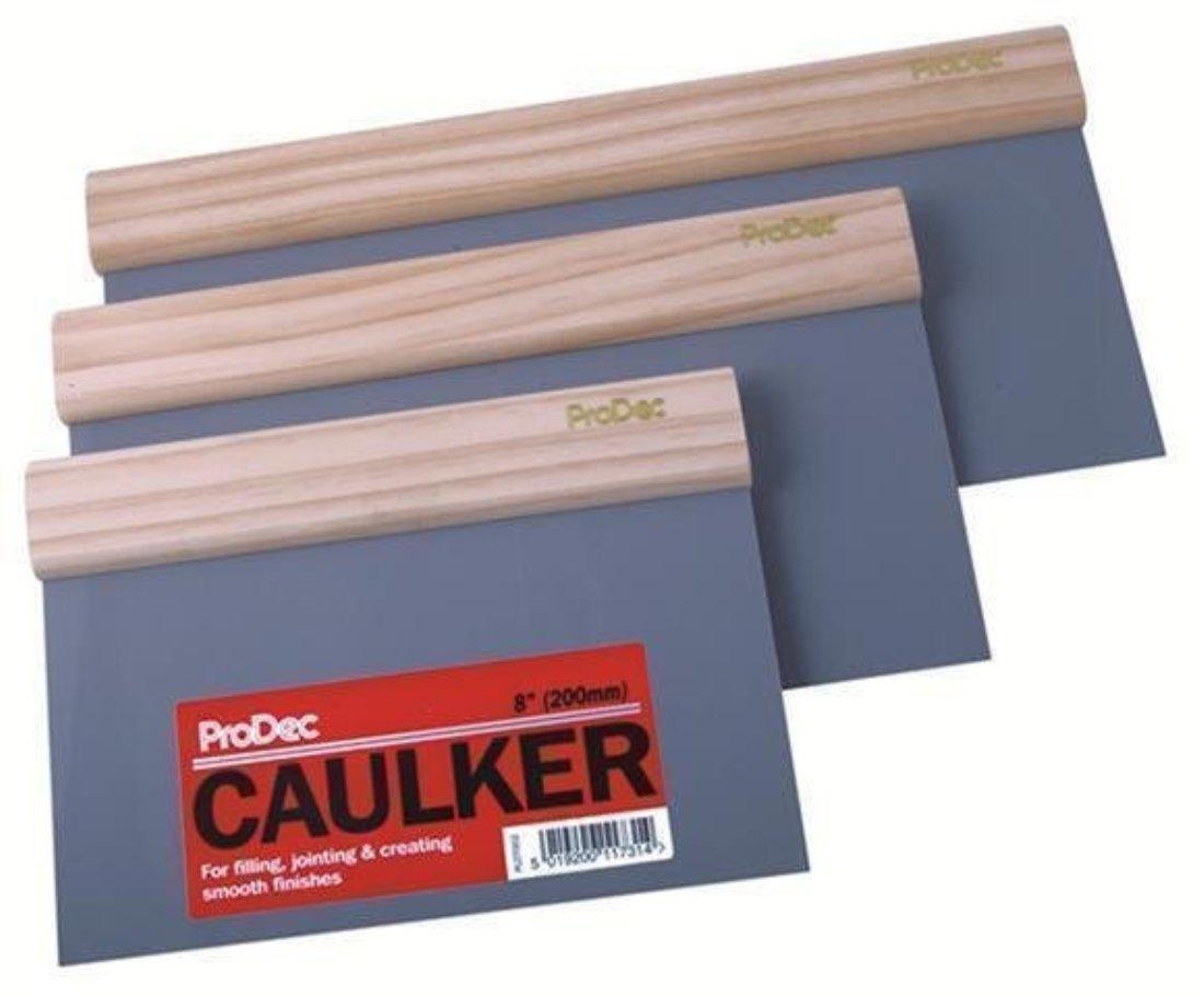 Prodec 12' (300mm) Caulker For Filling, Jointing & Finishing PLTD004