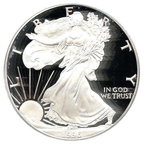 1996 P American Eagle Dollar PR69 PCGS