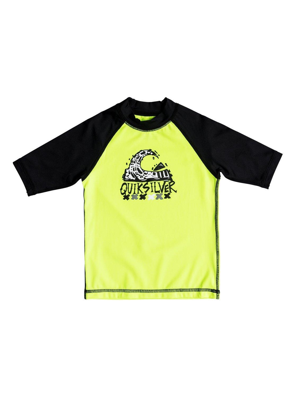 Quiksilver Boys Bubble Dream Rash Guard EQKWR03024