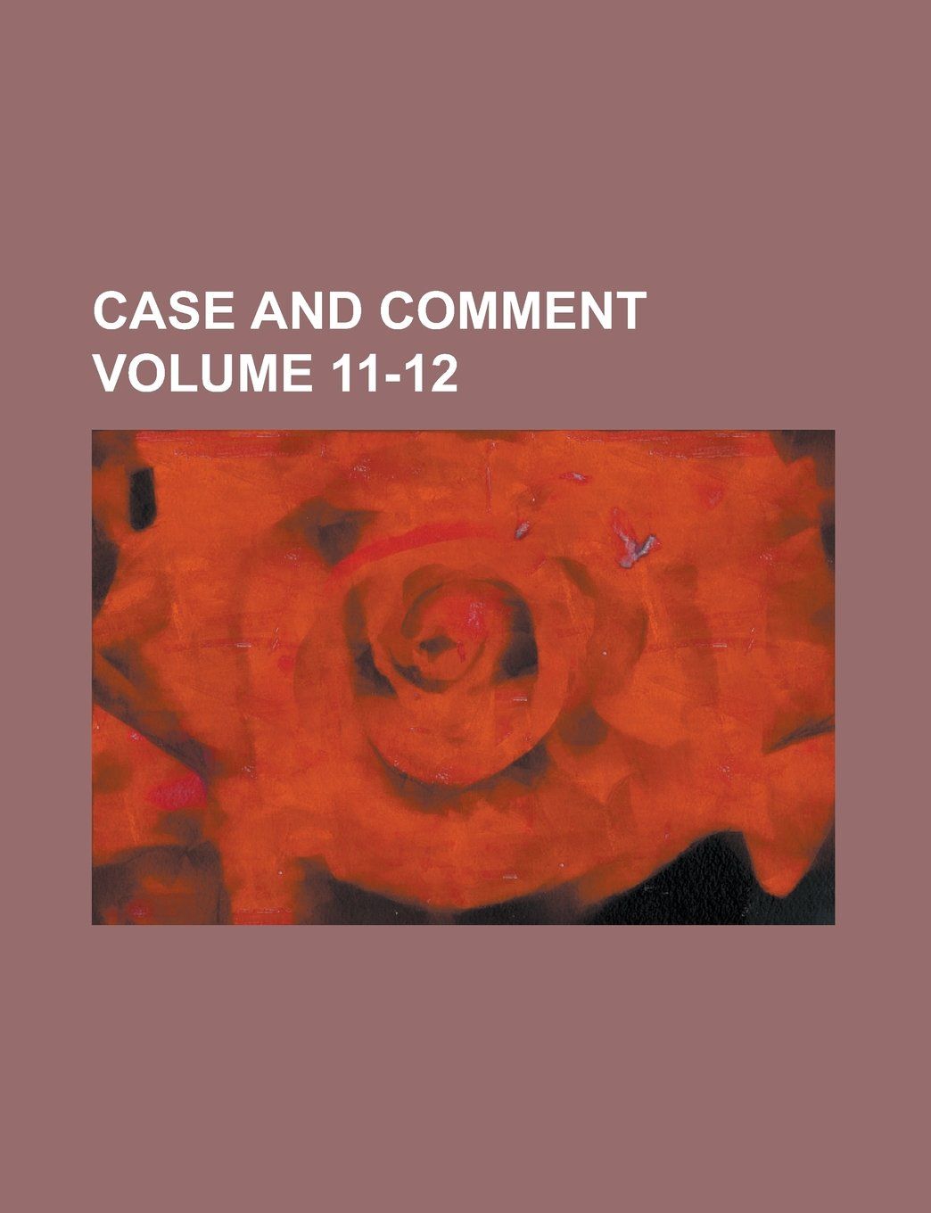 Download Case and comment Volume 11-12 ebook