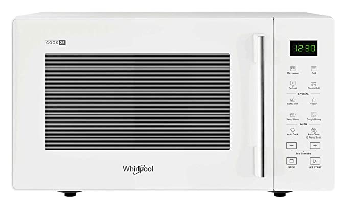 Whirlpool MWP253W Microondas, Color blanco: Amazon.es: Hogar