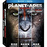 Planet Of The Apes Trilogy Box set