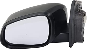 Passengers Manual Remote Side Mirror Glass w// Housing for 13-15 Chevrolet Spark