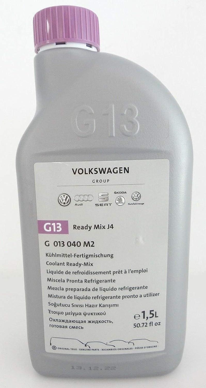 Original Kühlmittel G13 1 5 Liter Flasche Vw Audi Ready Mix J4 Auto