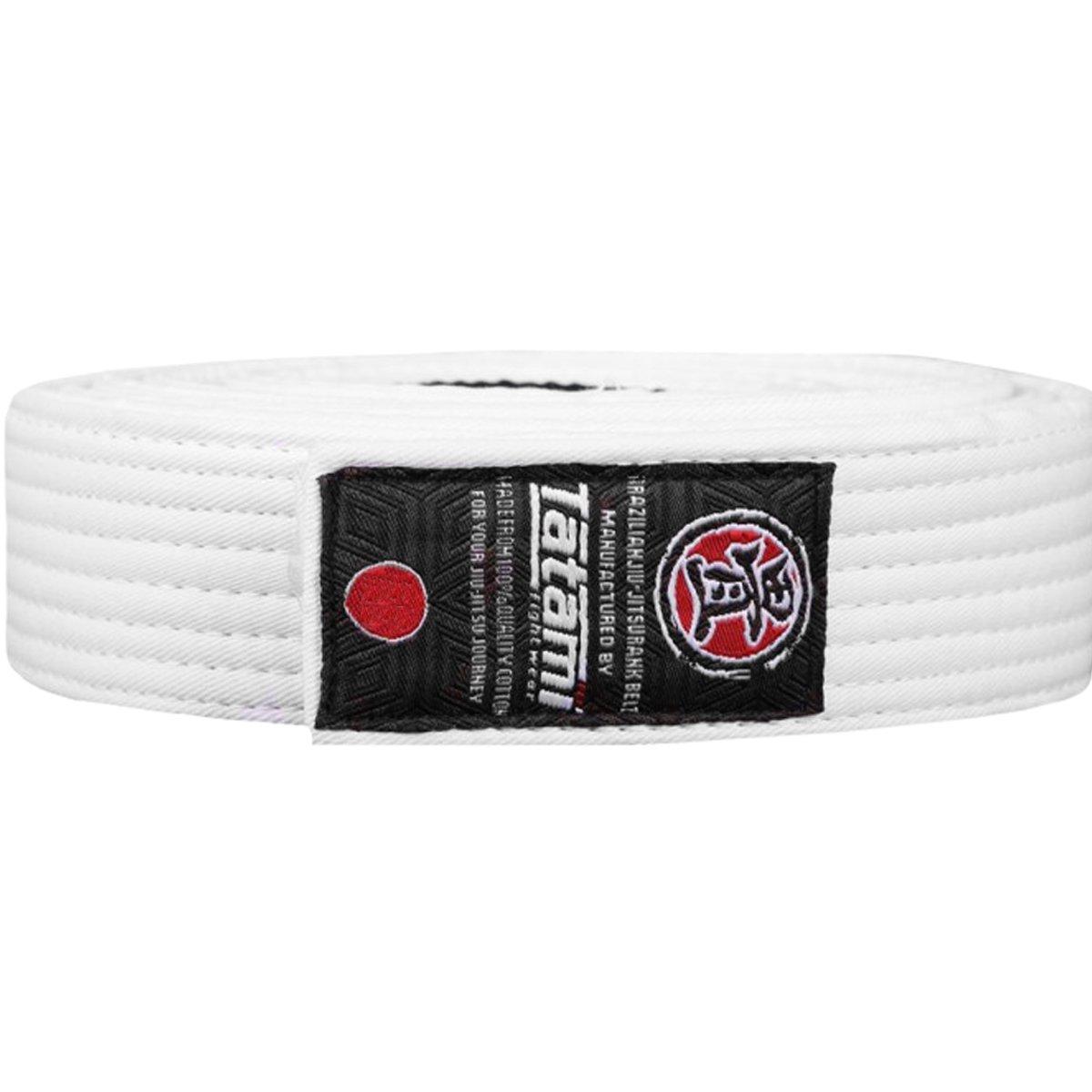 Tatami Fightwear BJJ Belt White