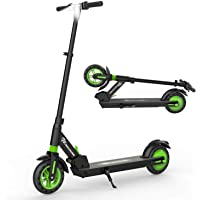 """EVERCROSS Electric Scooter - 8"""" Tires, Folding Electric Scooter for Adults with 350W Motor Up to 15 MPH & 12 Miles…"""