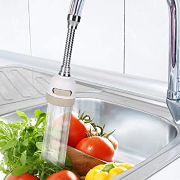 Spout Accessories Kitchen Attachment Faucet  Extension Part Universal Tube
