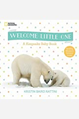 Welcome Little One: A Keepsake Baby Book Hardcover