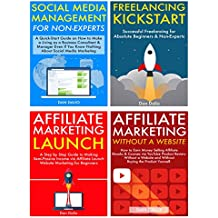 Internet Business Models: 4 Money Making Opportunities for Newbie Internet Marketers. Affiliate Launch, YouTube Marketing, Freelancing & Social Media Consulting.