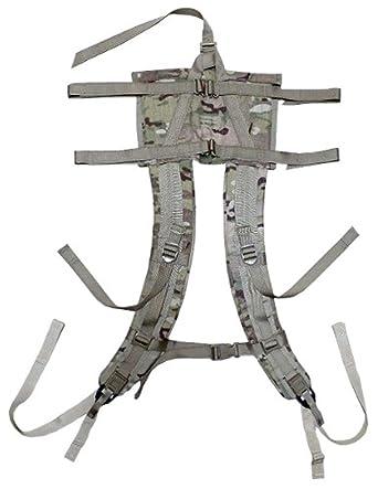 Amazon.com: MOLLE Rucksack Shoulder Straps, MultiCam (OCP), NSN 8465 ...