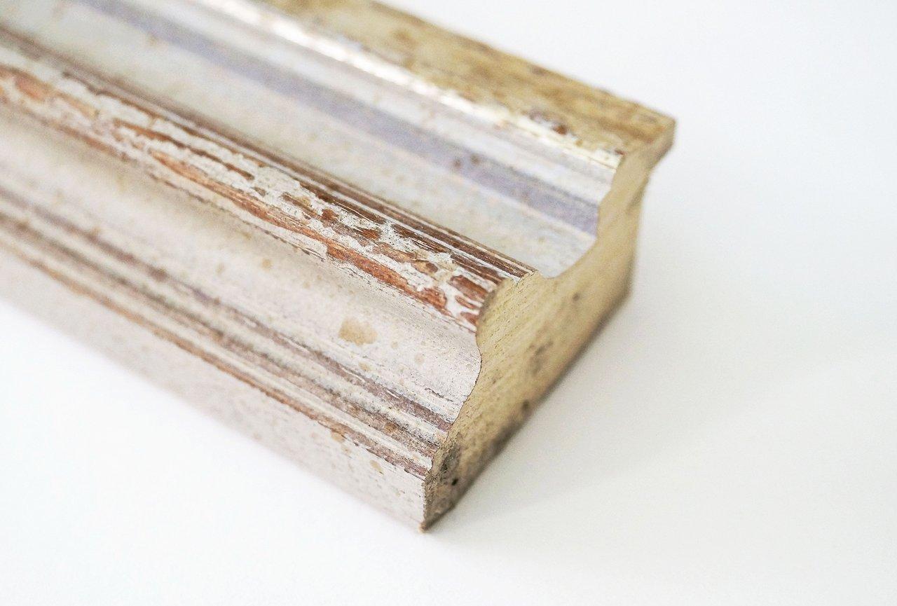 Online Galerie Bingold Bilderrahmen Trento Beige Silber 5,4 Über - Über 5,4 500 Varianten zur Auswahl - alle Größen - DIN A2 (42,0 x 59,4 cm) - WRF - Antik, Barock ad21ba