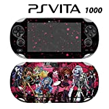 Decorative Video Game Skin Decal Cover Sticker for Sony PlayStation PS Vita (PCH-1000) - Monster High Ghoul Bloody Dolls