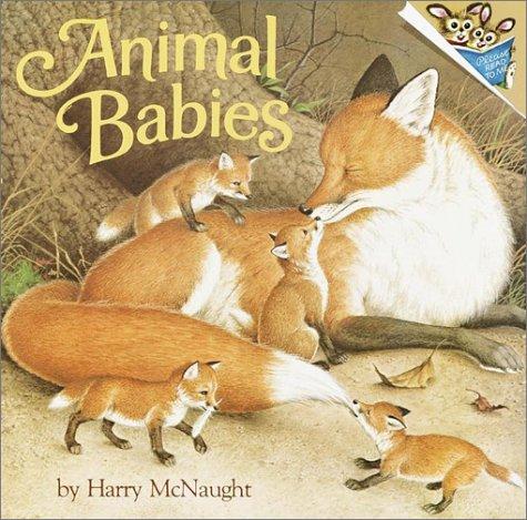 Animal Babies (Pictureback(R))