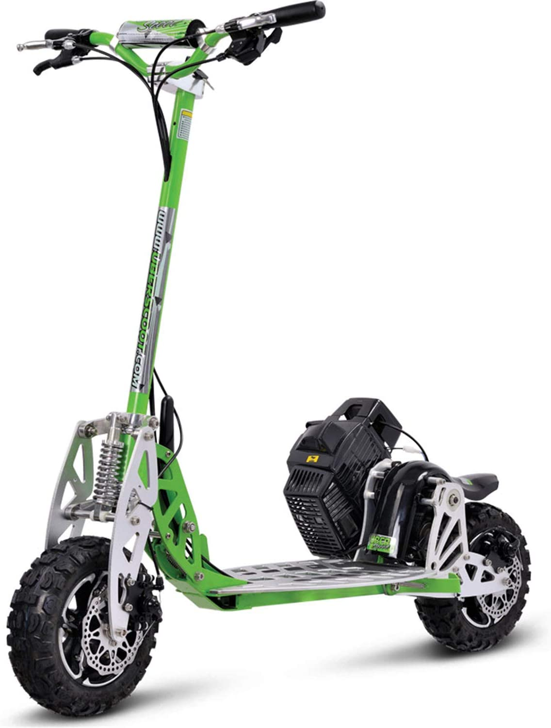 UberScoot Gas Scooter