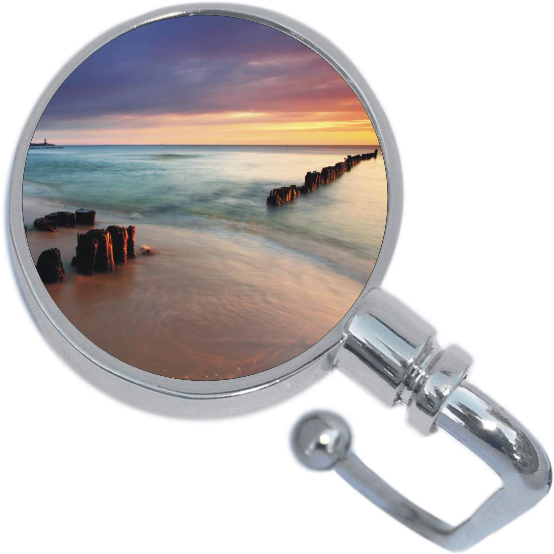 Sunset Beach Purse Hanger