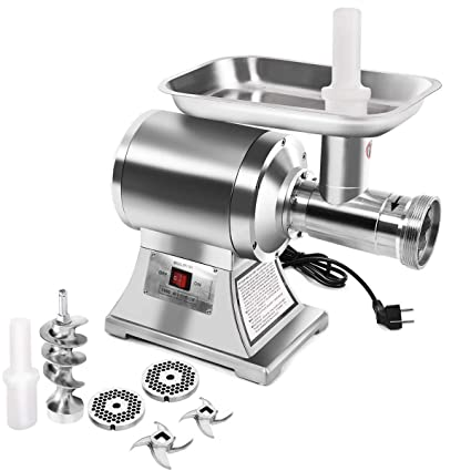 amazon com tangkula electric meat grinder stainless steel true 1hp rh amazon com