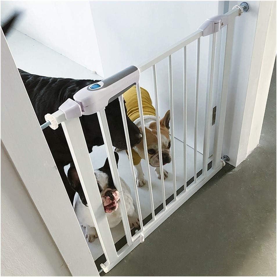Barrera Puerta De Seguridad Del Bebé For Escaleras Guardia Animales Seguridad Barandilla Valla Adapta A Espacios Entre 25,3