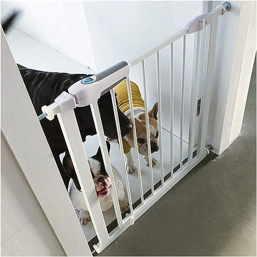 Barrera Puerta De Seguridad Del Bebé For Escaleras Guardia ...