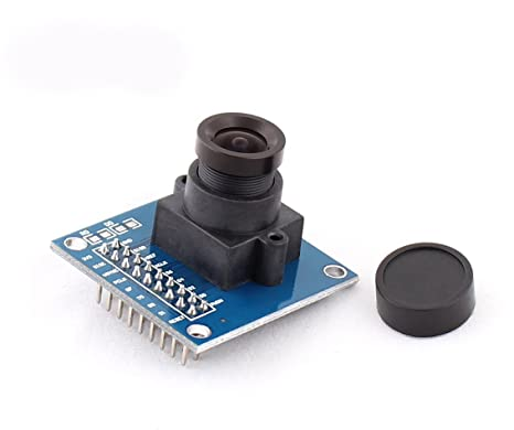 OV7670 300KP VGA Camera Module Compatible with Arduino by Atomic Market