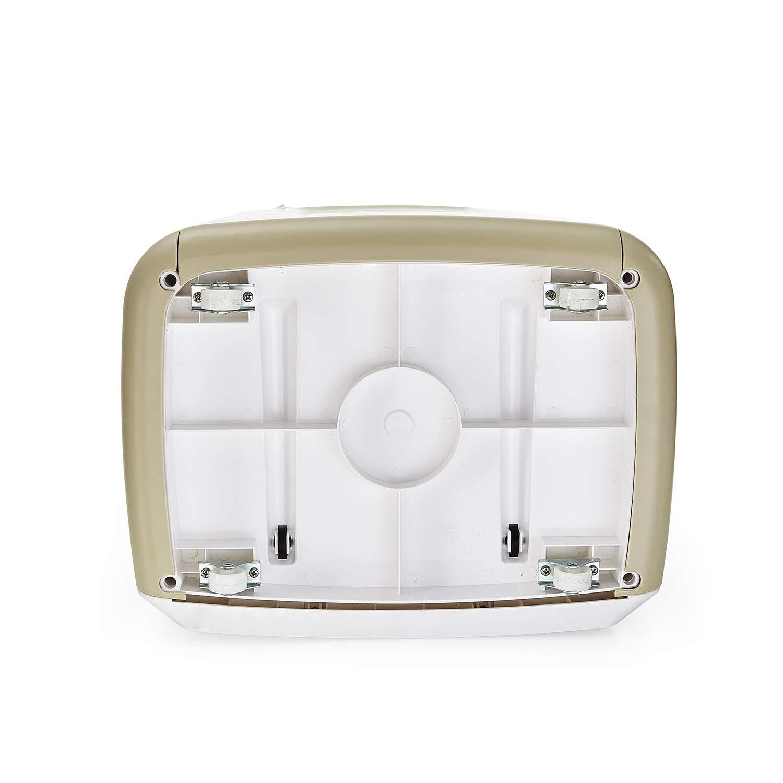 Genie 50021 Bonsaii 4S23 Micro Cut Shredder 23L White DD : Office /& Stationery  Shredders