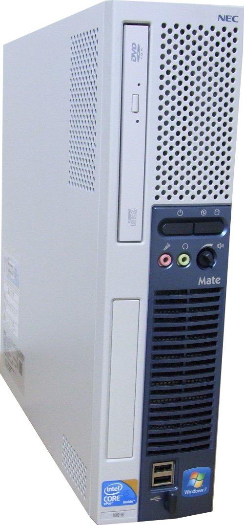 【超歓迎】 中古パソコン Mate デスクトップ NEC Mate MK32M/E-B 160GB Core i5 搭載 650 3.20GHz 2GBメモリ 160GB DVD-ROM Windows7 Pro 搭載 リカバリー領域あり 動作保証30日間 B013X9DPVU, ニシタマグン:da389ab5 --- arbimovel.dominiotemporario.com