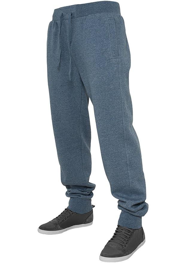 Urban Classics Melange Sweatpants Pantalon Sweat B  Amazon.fr  Vêtements et  accessoires 16f2d60beb6d