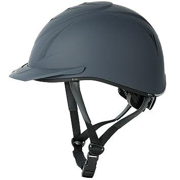 Seguridad – Casco de equitación, – Casco de equitación Chinook L/XL Marina (