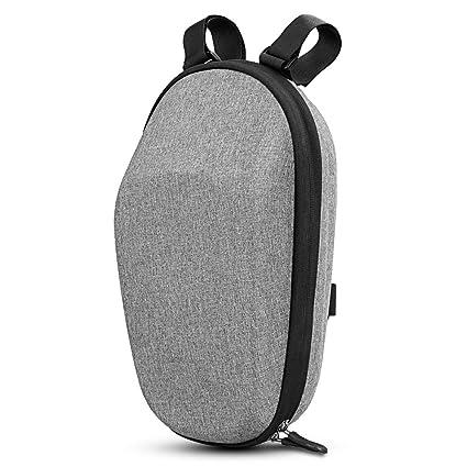 Lixada Scooter Colgante Bolsa Bolsa de Marco Frontal Compatible con Xiaomi M365